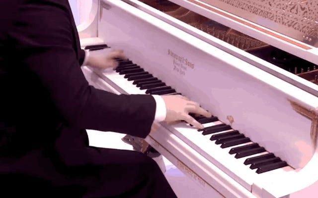 500ドルのピアノと200万ドルのピアノの音の違いを見つけることができますか?
