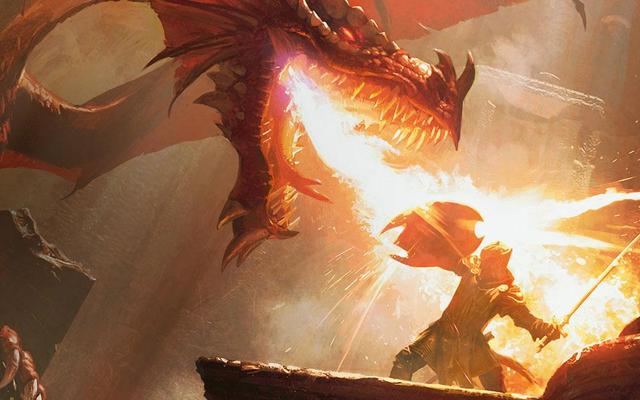 Wizards of the Coast está lanzando recursos gratuitos de dragones y mazmorras para superar la cuarentena