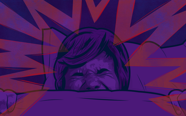夜驚症になる理由と夜驚症を止める方法