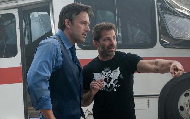 Zack Snyder ออกจาก Justice League หลังจากโศกนาฏกรรมในครอบครัว