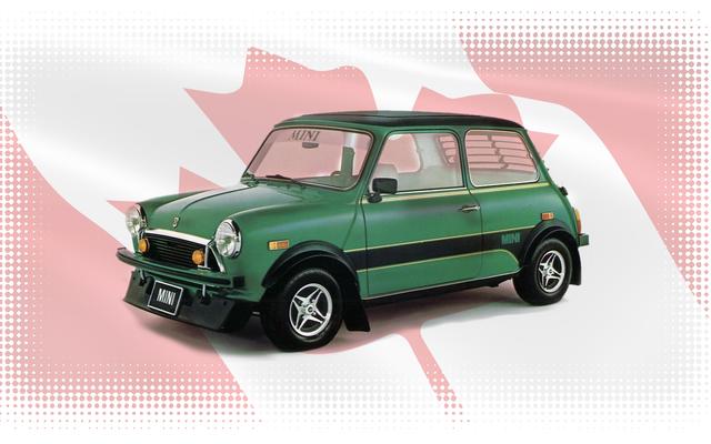 แคนาดามี Mini Variant แปลก ๆ เป็นของตัวเอง