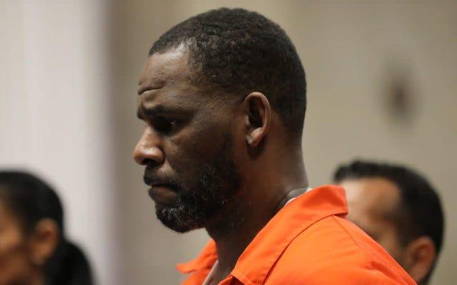 R. Kelly Mengaku Tidak Bersalah Atas Dakwaan Suap dalam Kasus KTP Palsu Aaliyah