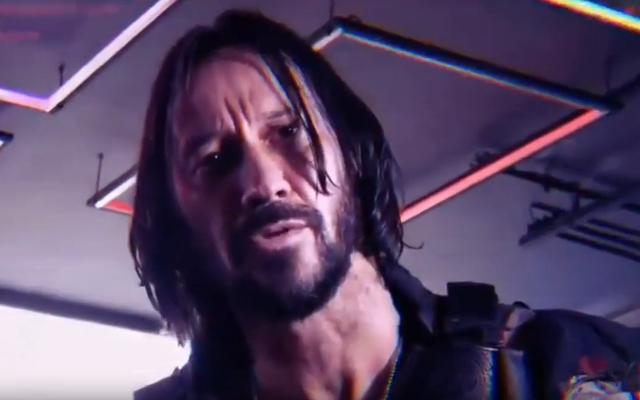 Keanu Reeves'e benzeyen bu Brezilyalı adamın size göstereceği çok sayıda Cyberpunk 2077 videosu var.