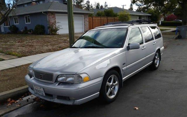 ที่ 1,700 เหรียญสหรัฐ Volvo V70 ปี 1998 ที่ค่อนข้างหยาบนี้ยังสามารถสร้าง 'R'-gument ได้ดีหรือไม่?