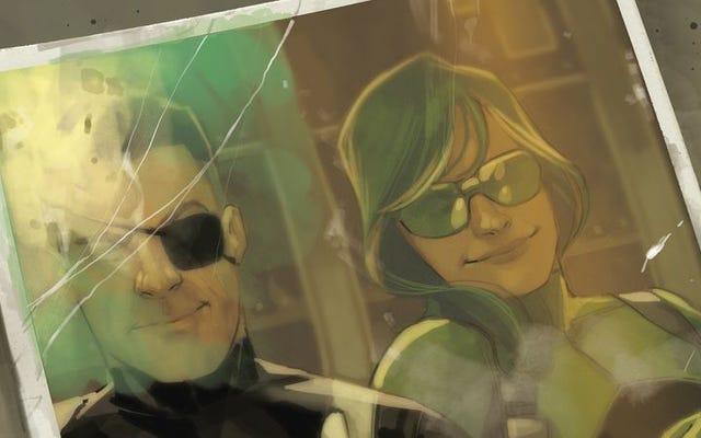 マーベル限定プレビュー:ニック・ザ・フューリーが攻城戦#3でウルトロンの暴行を主導