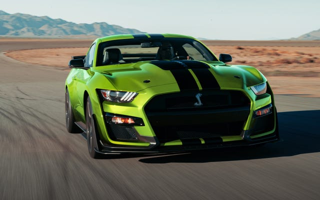 Here's When You Think American Muscle Peaked