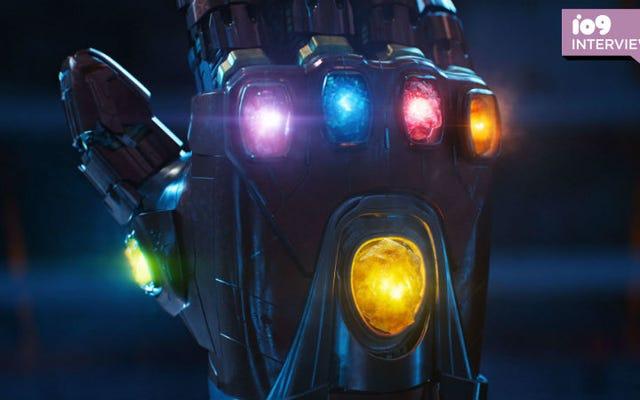 Pourquoi travailler sur 12 films Marvel seulement partiellement préparés ILM pour Avengers: Endgame