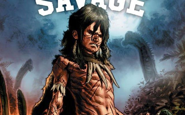 ヴァリアントはスーパーヒーローを先史時代の捕食者とサベージ#1と交換します
