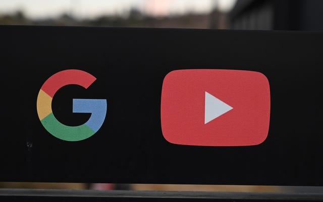 Parece que Google está comenzando a actualizar sus principales aplicaciones de iOS