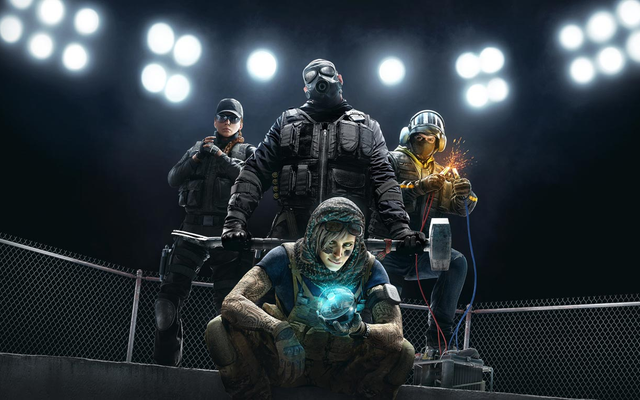 Amazon podwaja się, próbując tworzyć gry w nowym studiu prowadzonym przez byłych deweloperów Rainbow Six Siege