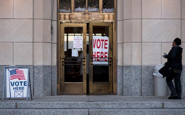 アラバマ選挙:世論調査での1人の黒人投票者の経験