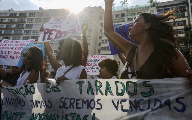 'Hãy coi chừng, bạn Machista': Một mạng lưới các nhà hoạt động vì nữ quyền đang được xây dựng trên khắp Châu Mỹ Latinh