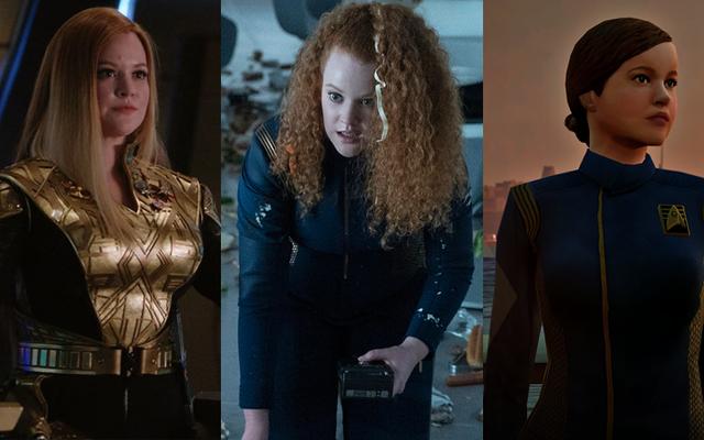 To Star Trek Galaxy Mary Wiseman, a my po prostu w niej żyjemy