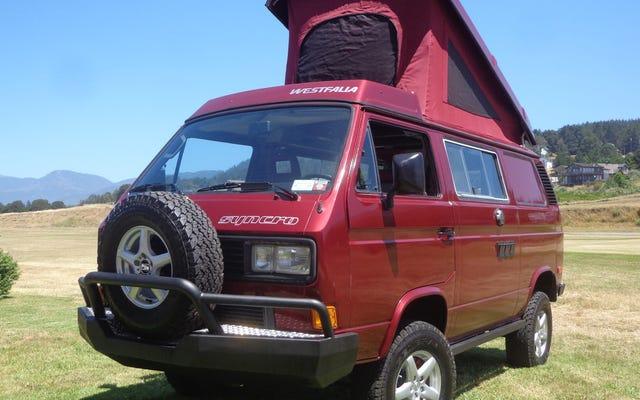 Dengan $68.000, Bisakah Sinkronisasi VW Westfalia 1987 Ini Menjadi Liburan Terbaik?