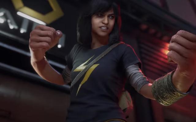 On dirait que Kamala Khan va jouer un rôle important dans le jeu Marvel's Avengers