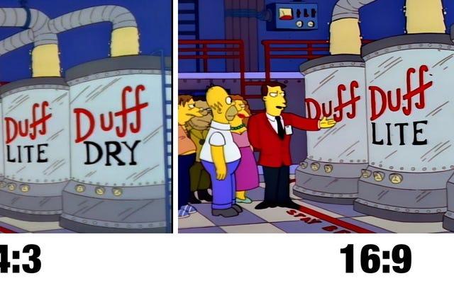 Pourquoi est-ce un problème que les Simpsons soient à 16: 9 sur Disney + [Mise à jour]
