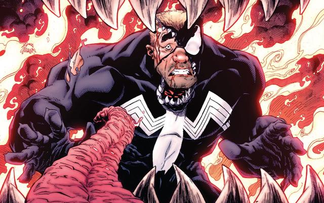 Venom dan Eddie Brock Sedang Memiliki Bayi