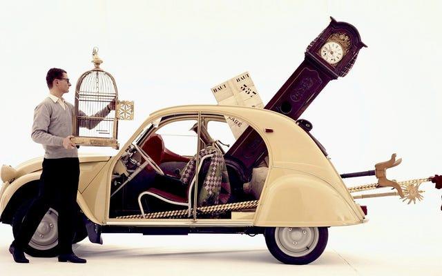 あなたが今まで運転した中で最も奇妙な車のあなたの驚くべき物語