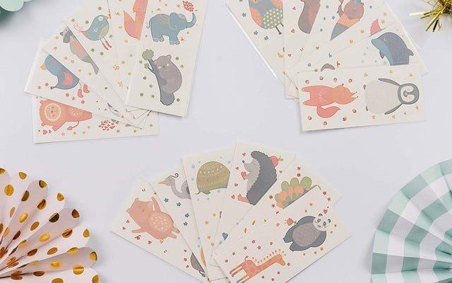 Tato Sementara Untuk Anak-Anak Yang Bisa Anda Pakai Juga