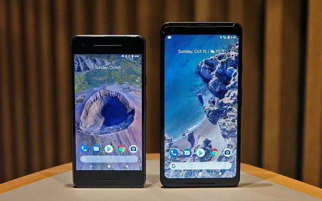 Google đã loại bỏ các vấn đề về Pixel 2, nhưng dù sao cũng phải thêm một năm nữa vào thời hạn bảo hành của nó