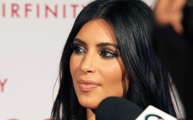 Kim Kardashian, Ho Çağrılmaya Dair Bazı Düşünceler