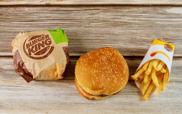 Cómo conseguir un número mal aconsejado de hamburguesas gratis este mes