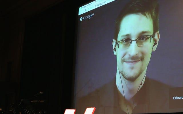 แอพใหม่ของ Snowden เปลี่ยนโทรศัพท์ Android สำรองของคุณให้เป็นระบบรักษาความปลอดภัยขนาดพกพา
