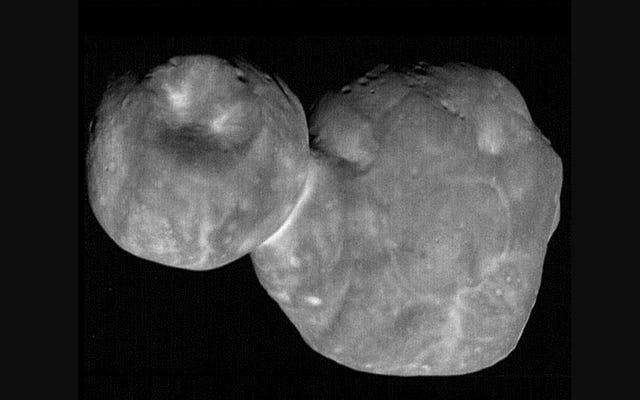New Horizonsは、UltimaThuleの最も鮮明な画像をビームバックします