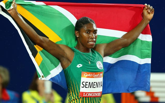 IAAF hiện đã chính thức được phép phân biệt đối xử chống lại Caster Semenya
