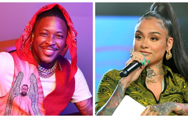 Как Buuuuuute: YG и Келани официально являются официальными