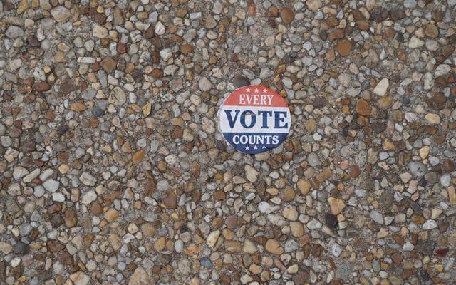 あなたはまだこれらの州で投票するために登録することができます