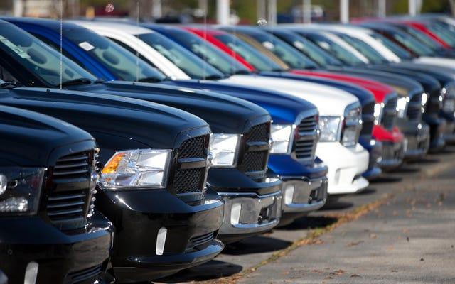 あなたの人々がトラックの購入をやめられないので、84ヶ月の自動車ローンはより一般的になりつつあります