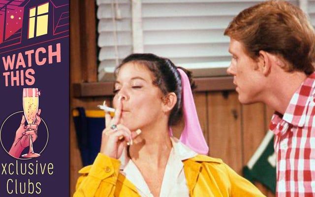ハッピーデイズは、喫煙の「冷静さ」に関する非常に特別なエピソードを提供しました