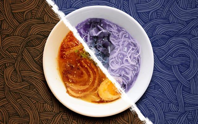 क्या आपको इंस्टेंट रेमन नूडल्स और सूप को अलग-अलग पकाना चाहिए?