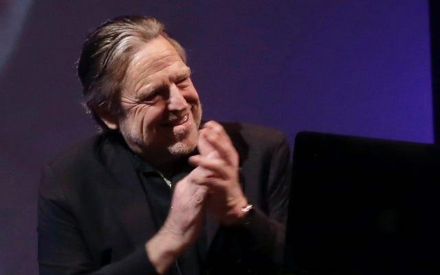1996年サイバースペースマニフェストのEFF共同創設者兼著者であるジョンペリーバーロウが70歳で死去