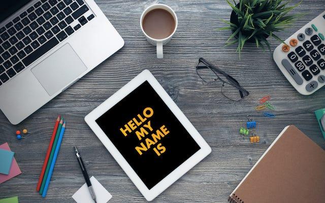 हमें बताएं कि आपने अपने फोन का नाम क्या रखा और क्यों?