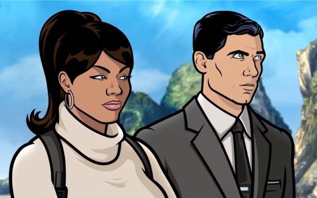 Archer's Star tiene algo que hacer después del coma en el teaser de la primera temporada 11