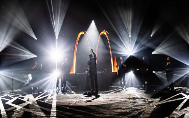 McDonald's annonce tellement de choses que je ne sais même pas par où commencer