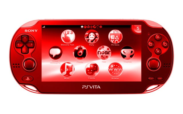 PlayStationVitaのストアが何らかの理由で機能していない