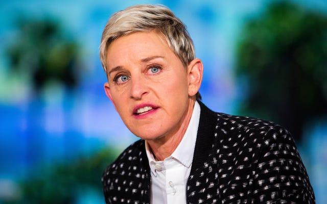 มีรายงานว่า WarnerMedia เปิดตัวการสอบสวนภายในเกี่ยวกับสถานที่ทำงานของ Ellen DeGeneres Show