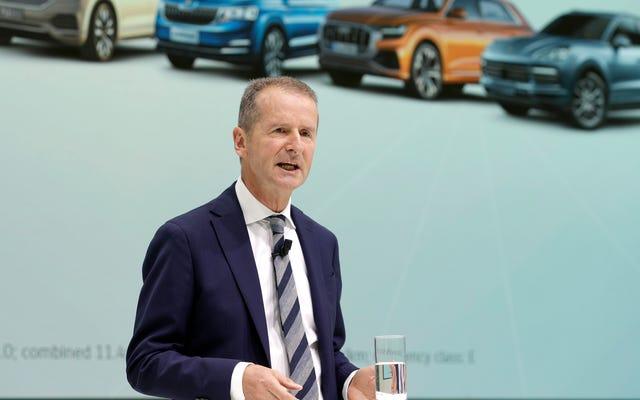 Volkswagen afferma che aumenterà la produzione negli Stati Uniti collaborando con Ford dopo l'incontro alla Casa Bianca