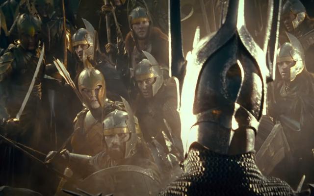 El programa de Amazon El señor de los anillos trata sobre el regreso de Sauron