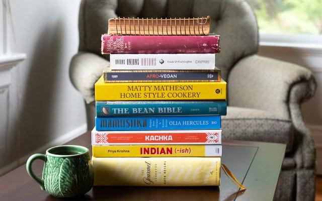 2021年に読むべき10の料理本
