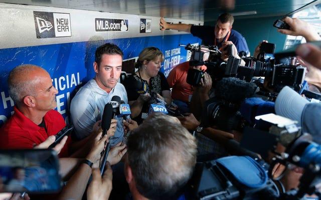 Matt Harvey Sama Sekali Tidak Pahit Terhadap Mets, No Sir