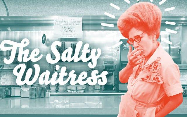 Ask The Salty Waitress: ผู้ใหญ่สามารถสั่งจากเมนูสำหรับเด็กได้หรือไม่?
