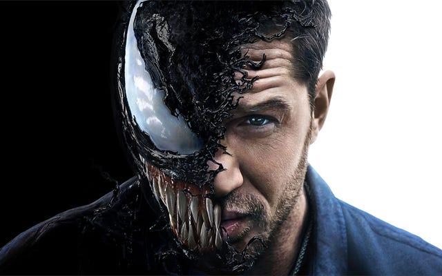Nous aimons à quel point le film Venom est stupide