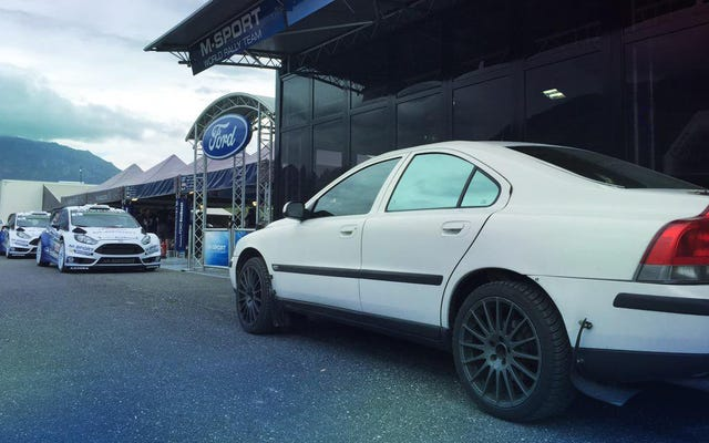 Volvos ที่เจ๋งที่สุดในโลกมีขาย