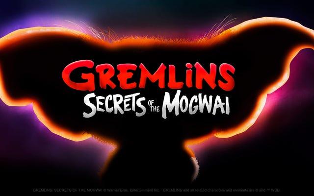 WarnerMediaは、アニメーション化されたGremlinsの前編に関する新しい情報を共有しています