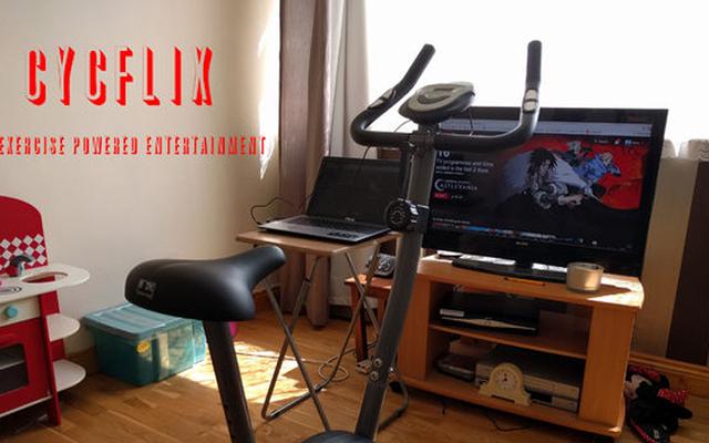 Netflixのストリーミングを続けたい場合は、ペダルを速くします