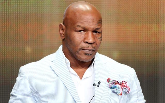 Tôi rất tiếc phải thông báo cho bạn rằng sự trở lại của Mike Tyson đã được đẩy trở lại tháng 11